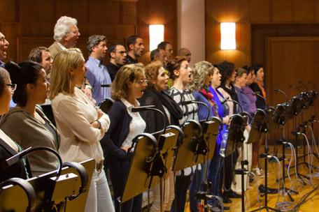 King Yu - Philharmonia Chorus Vienna