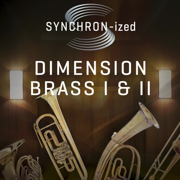 VSL Dimension Brass