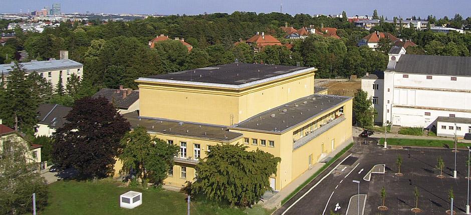 Synchron Stage Vienna - Building