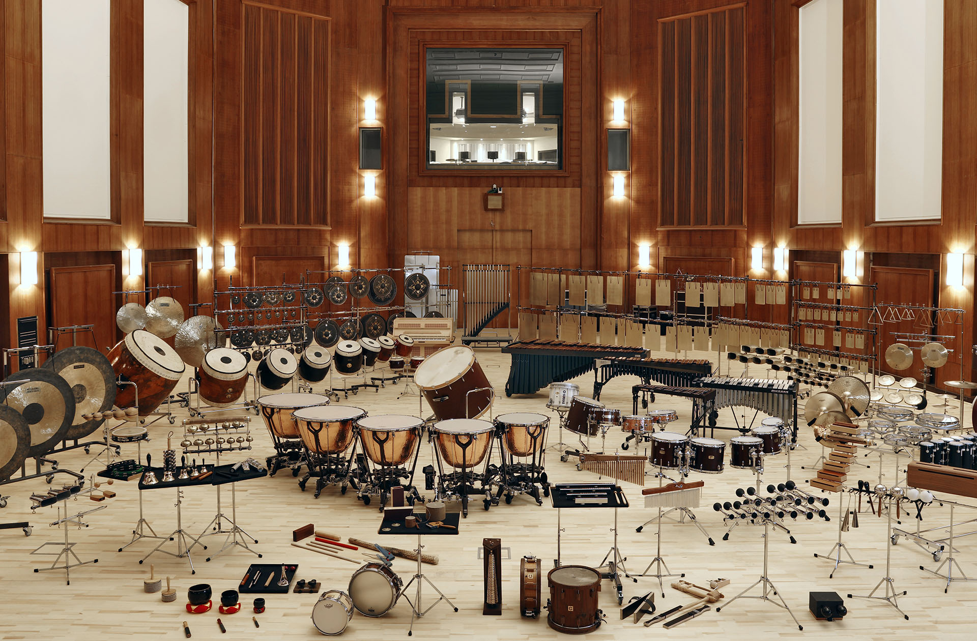 Percussion Instrumente