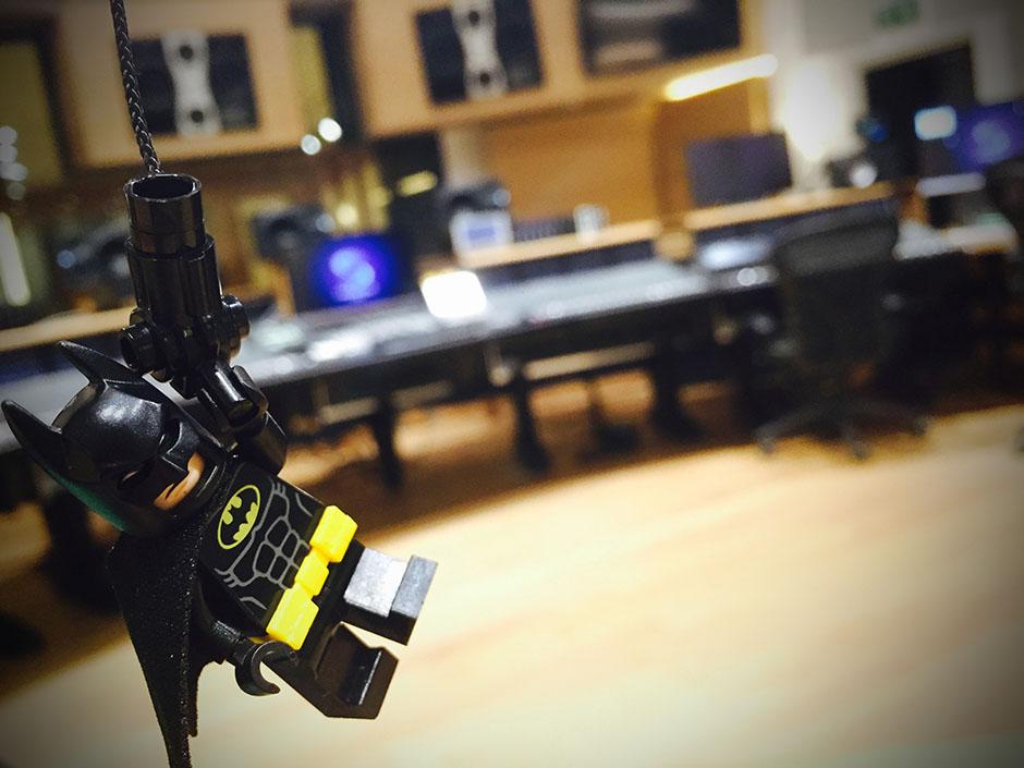 Lego Batman, Control A
