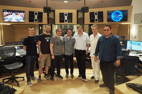 Blue Planet II - Jan Geertsema, Martin Weismayr, Michael Brandstetter, Jacob Shea, Geoff Foster, Johannes Vogel, Dimitrie Leivici