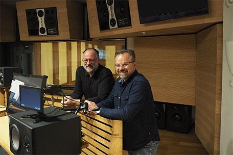 Herb Tucmandl, Ralf Wengenmayr