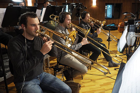 Brass section, Stage A