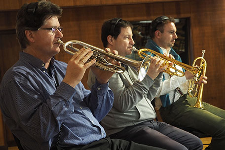 Trumpets, Stage A