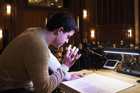 Orchestrator Òscar Senén