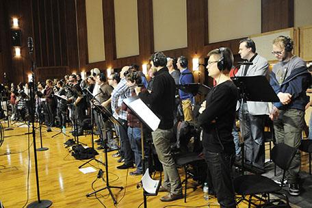 Choir, Stage A
