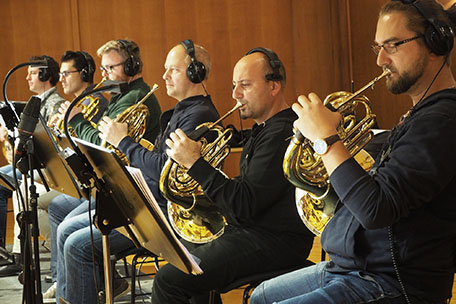 French Horn, Stage A