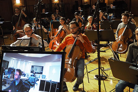 Ghost in the Shell, cellos