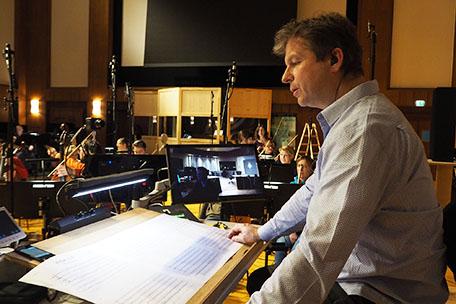 Conductor Johannes Vogel