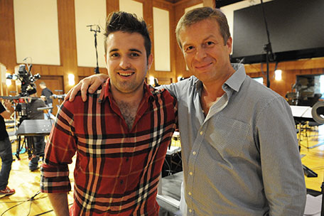 Tom Farnon & Johannes Vogel