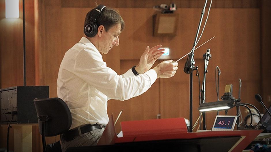 Conductor Gottfried Rabl