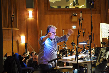 Conductor Pete Anthony