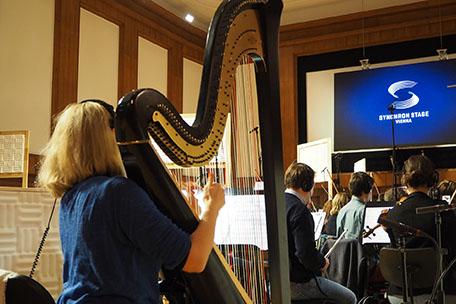 Lyon & Healy Harp