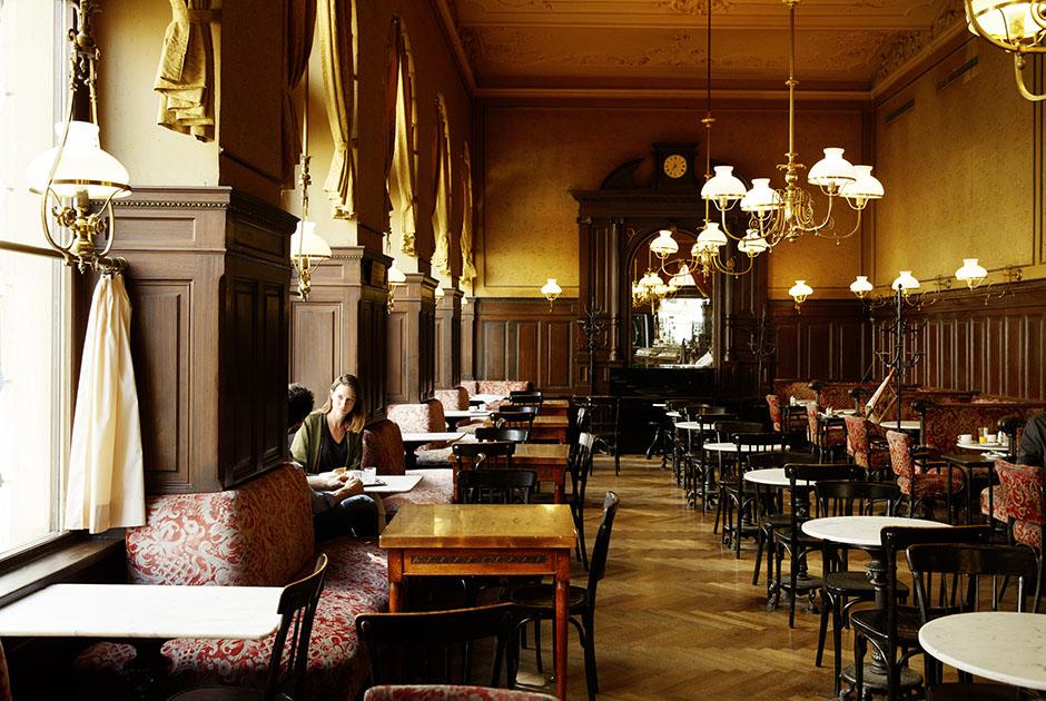 Café Sperrl ©WienTourismus/P.Rigaud