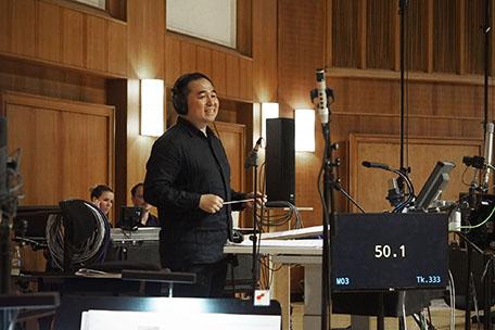 Dirigent Yong Eun Kim